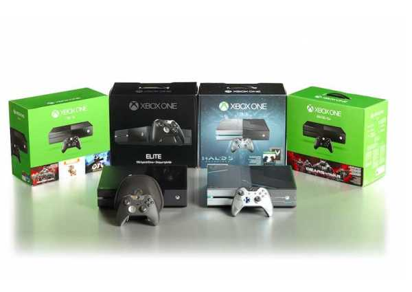 Xbox One Elite Bundle