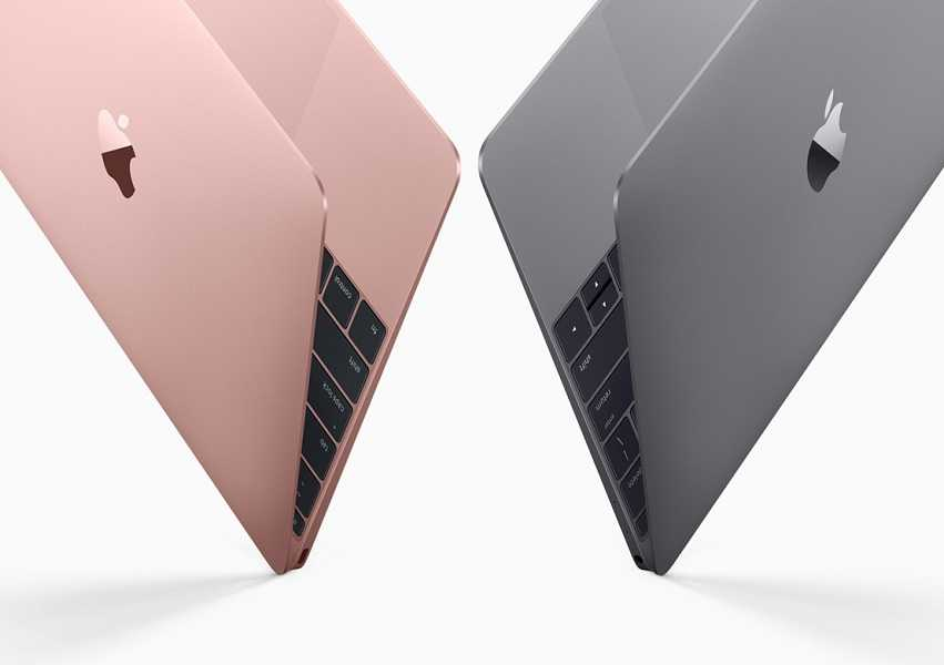 iPhone 7 and MacBook Pro 2016