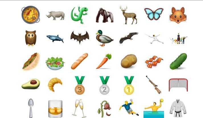 Unicode 9.0