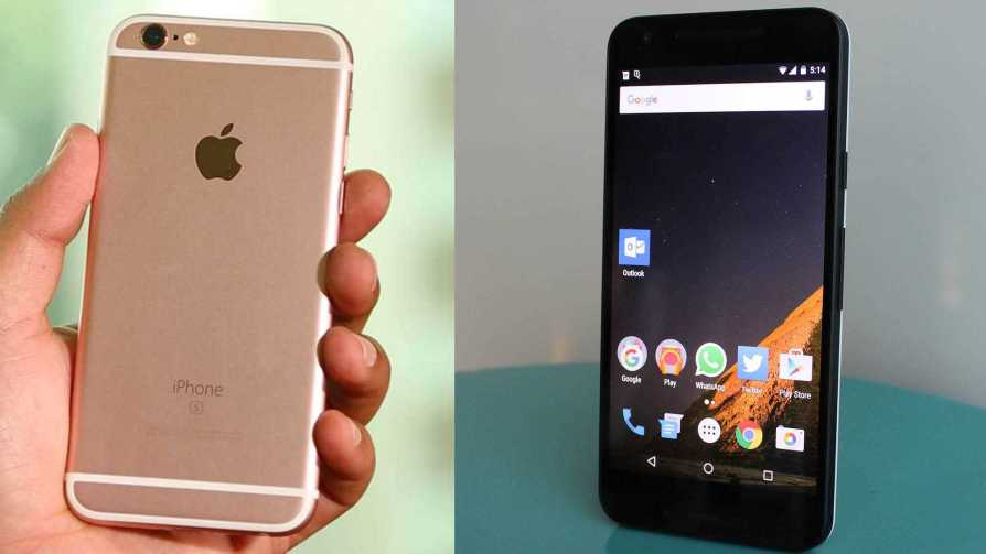 Google Phone vs Apple iPhone