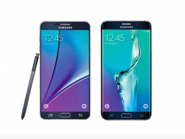 Galaxy Note 5 Verizon update
