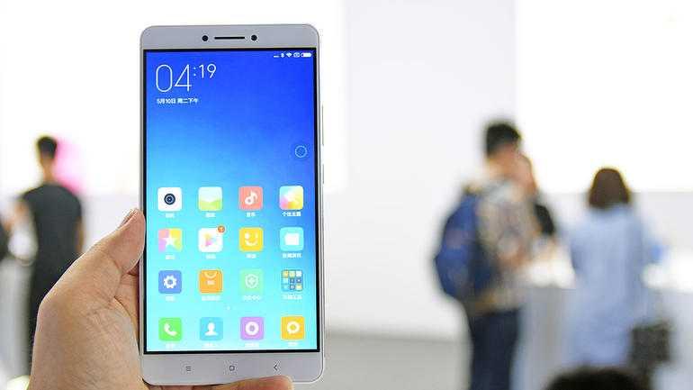 Xiaomi Mi5 vs Mi Max