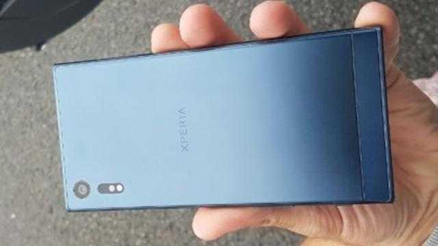 Sony Xperia F8831