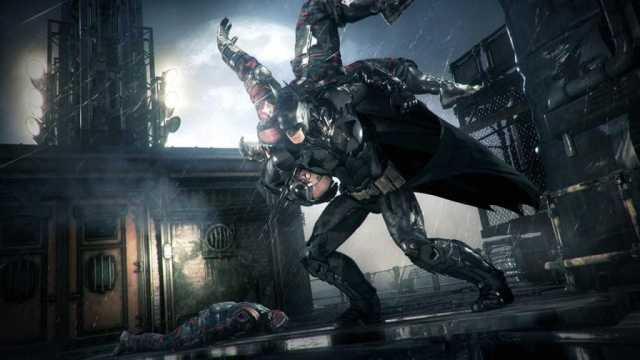 Batman Arkham City Ultimate Edition