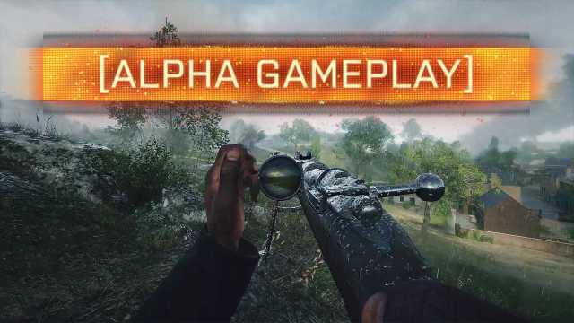 Battlefield 1 Alpha