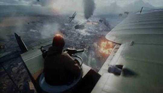 Battlefield 1 Single Player Mission