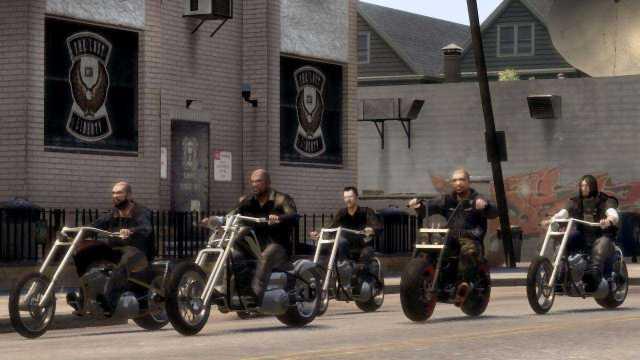 GTA 5 Biker
