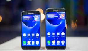Galaxy S7and S7 edge