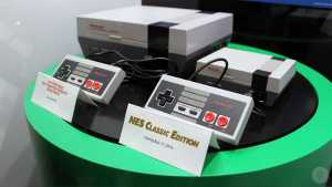 NES entertainment system