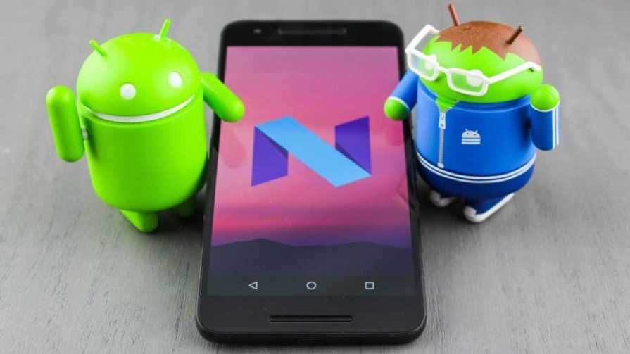 Nexus 2016 Android Nougat