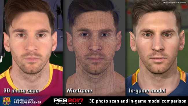 PES 2017 Beats FIFA 17