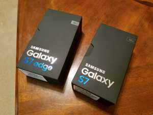 Samsung Galaxy S7 Twins