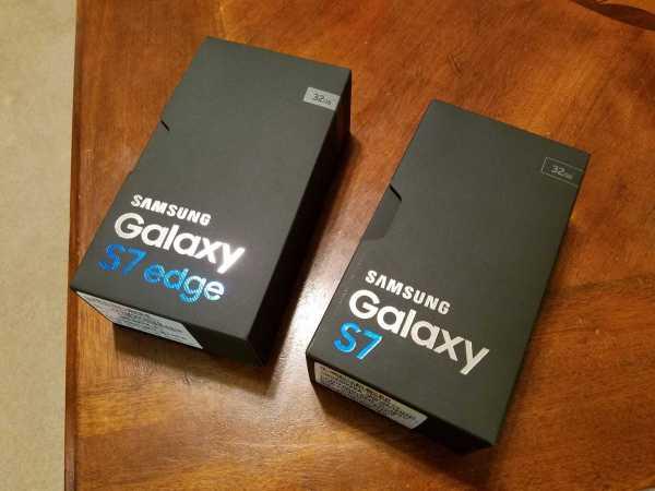Samsung Galaxy S7 Twins