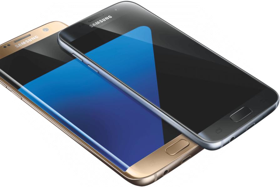 Samsung Galaxy S7 edge and Galaxy S7