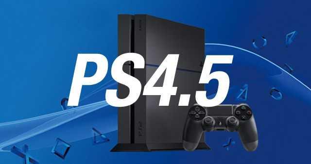 Sony PS4.5