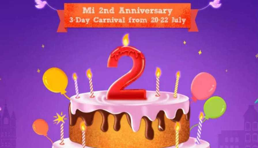 Xiaomi 2nd Anniversary Celebrations in India