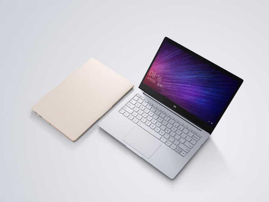 Xiaomi Mi Notebook Air vs MacBook Air 2016
