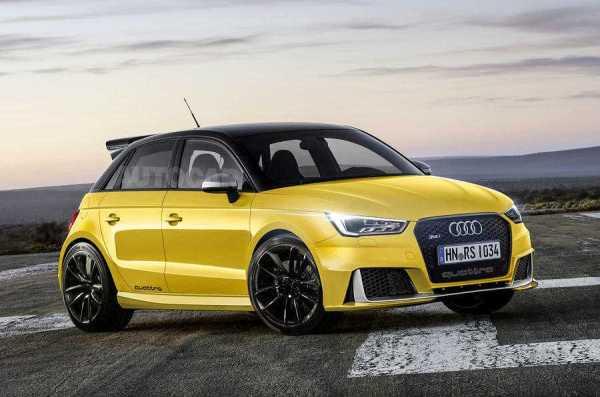 2017 Audi RS1