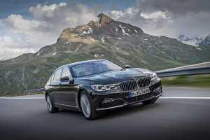 2017 BMW 740e xDriveiPerformance