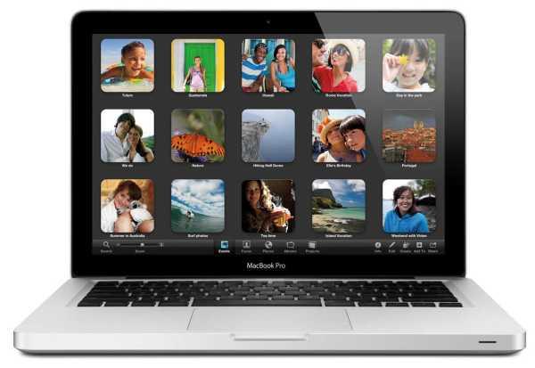 Apple Updates to MacBook Pro