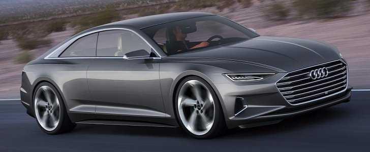 Audi A9 E Tron