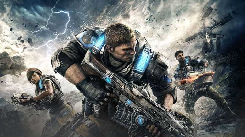 Gears of War 4 Will Be Optimized