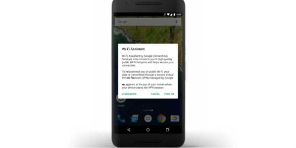 Google Brings Wi Fi Assistant