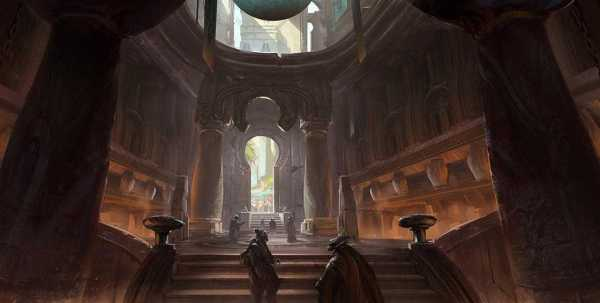 Halo 5 Gets New Concept Art
