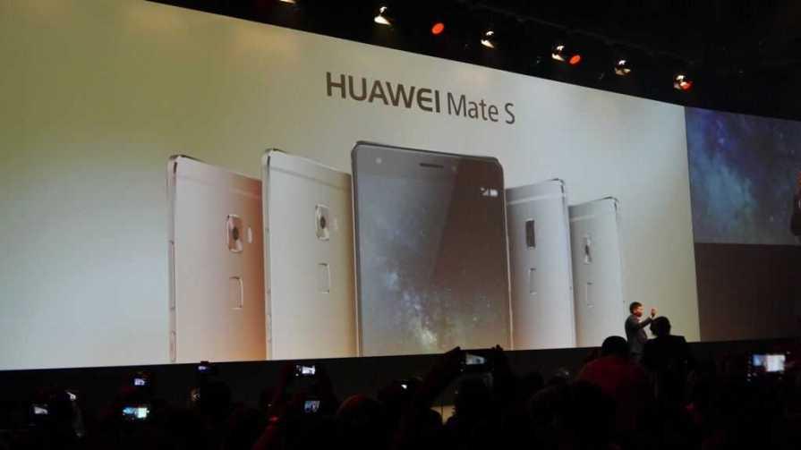 Huawei Mate S Successor