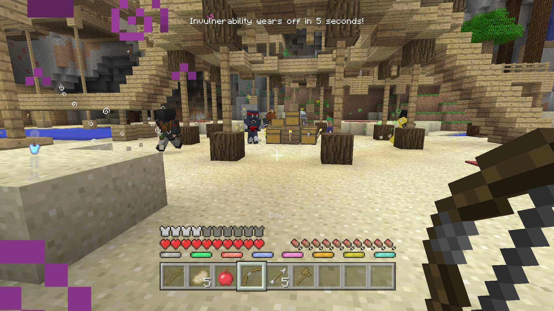 New Minecraft Mini-Game Launched On PS3, PS4, Xbox 360 and Xbox One