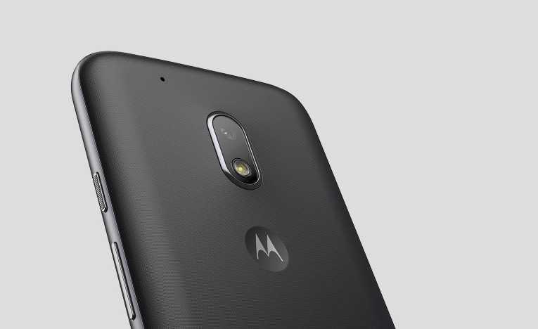 Motorola Launches Moto G4 Play