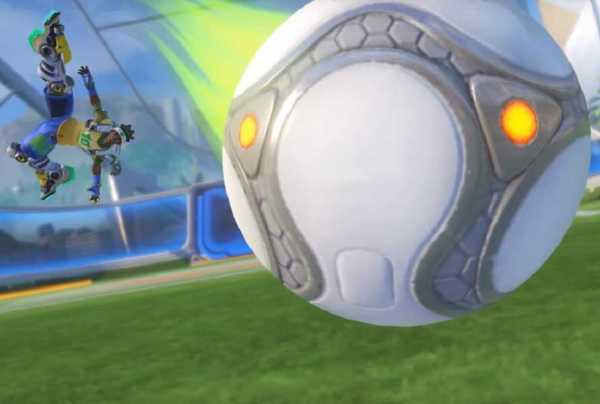 Overwatch LucioBall Soccer League