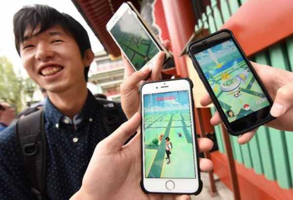 Pokemon Go Craze