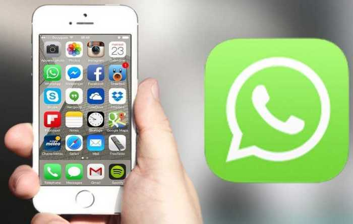 WhatsApp Introduces Voicemail Functionality for iOS Handsets