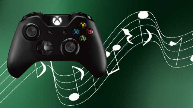 Xbox One music player