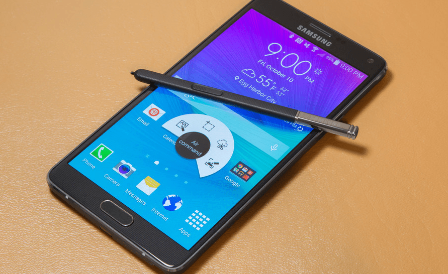 Samsung Galaxy Note 3 Marshmallow