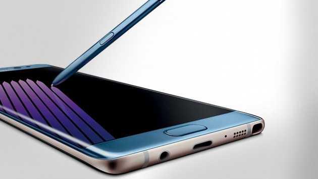 Galaxy Note 7 vs Galaxy Note 4