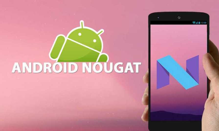 Samsung Galaxy S7 Nougat Update