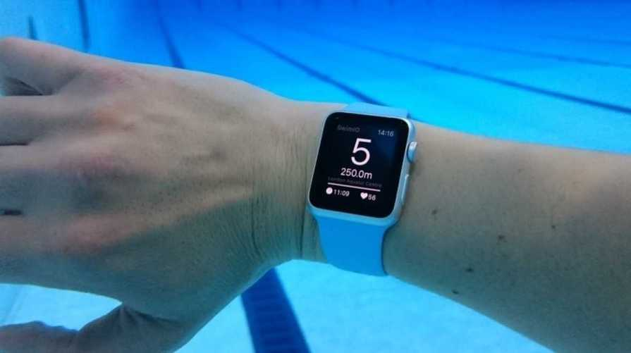 best sneakers 481b6 e5c84 The Best Fitness Companion? Apple Watch 2 Becomes Waterproof and ...