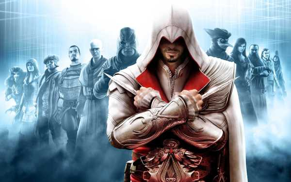 Assassin's Creed Ezio