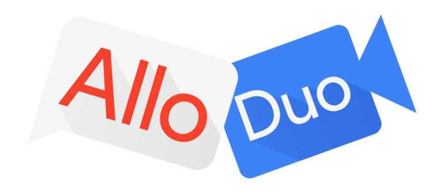 Google Allo Google Duo