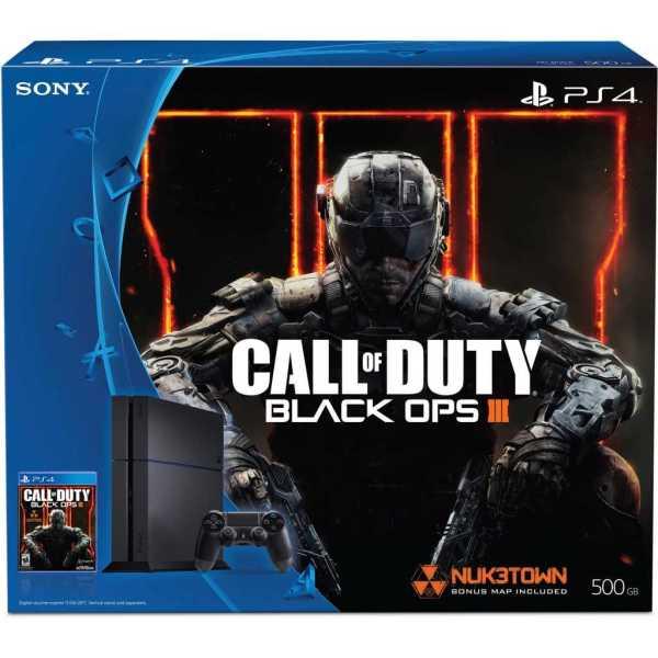New PS4 Black Ops III