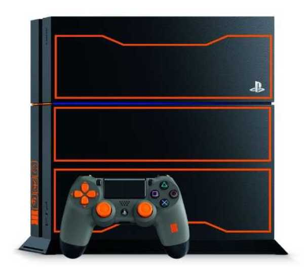 New PS4 Black Ops