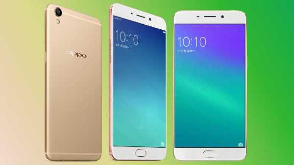 Oppo R9S Screen Size and Display