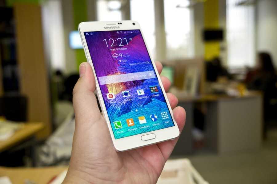 Android Marshmallow Finally Hits AT&T's Samsung Galaxy Note