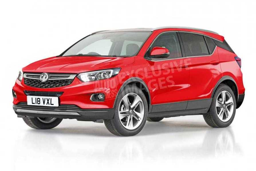 Vauxhall Astra Crossover