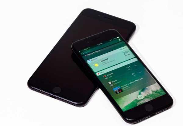 Apple iPhone 7 Plus Jet Black