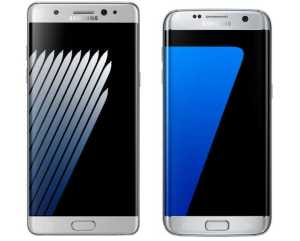 Galaxy S7 Edge for a Galaxy Note 7
