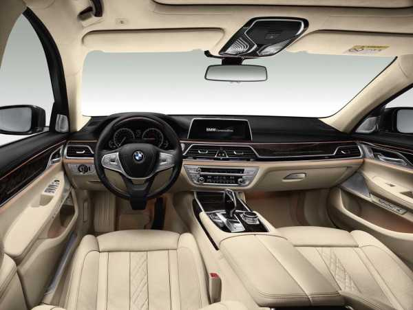 2017 BMW 5 Series Interiors