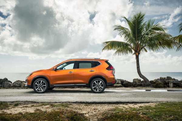 2017 Nissan Rogue Pricing Starts at $24,760